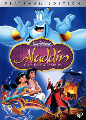 Aladdin: Platinum Edition