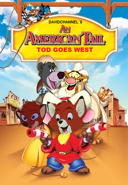 An American Tail 2: Tod Goes West (1991)