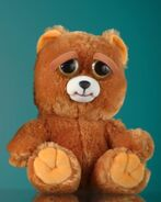 Bear in feisty pets sweet to scary stuffed animals