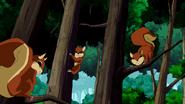 Ben 10 Omi Squirrels