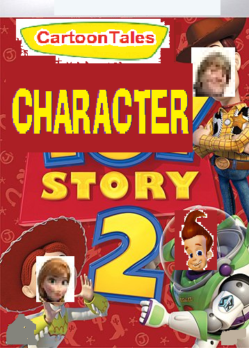 Character Story 2 2009 DVD (VF2000's version)