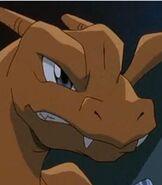 Charizard in Pokémon 3 - Spell of the Unown