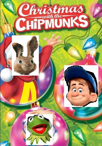 A Bunny Christmas 2000 VHS (VF2000's version)
