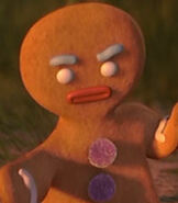 Gingy in Shrek the Third