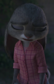 Judy cries about dumb bunny