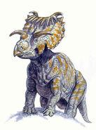 Kosmoceratops rendering 2