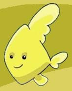 Reader rabbit toddler yellow fish