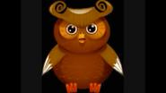 Safari Island Owl