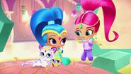 Shimmer and Shine Hide and Seek