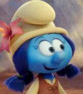 Smurflily in Smurfs The Lost Village