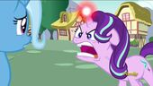 Starlight glimmer is angry