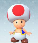 Toad in Mario Party 10