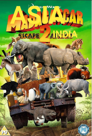 Asia 2 Escape to India 2009 DVD.png