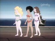 Captain Caveman & the Teen Angels 315 The Old Caveman and the Sea videk pixar 0006