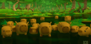 Capybaras octonauts