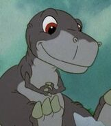 Chomper in The Land Before Time 2 The Great Valley Adventure