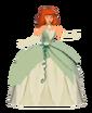 Daphne Blake dressed as Tiana(1)