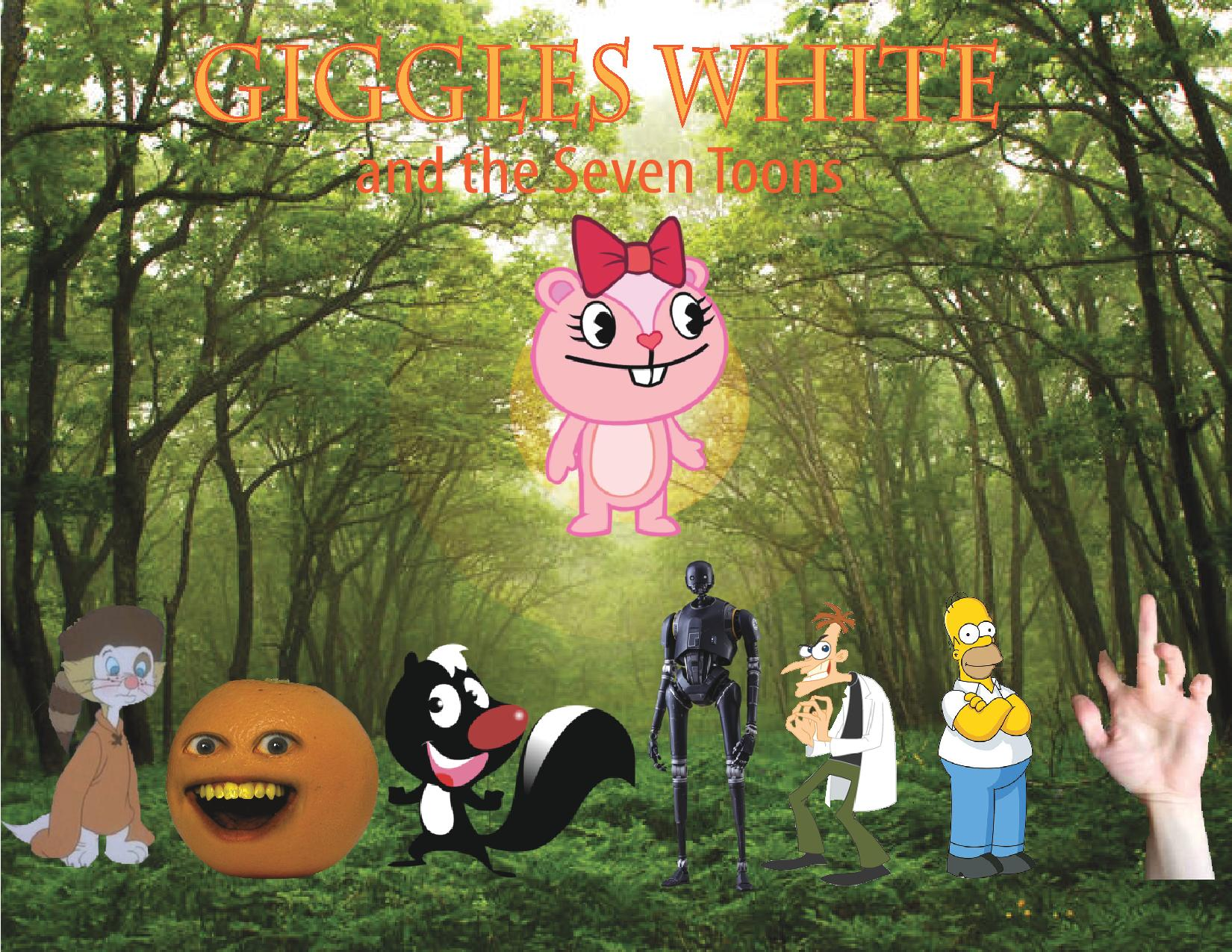 Giggles White and The Seven Toons