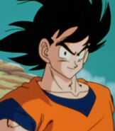 Goku Son in Dragon Ball Z