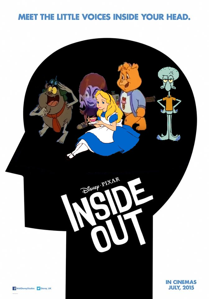 Inside Out (CareBearsFamilyWorld Style)
