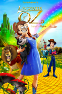 Legend of OZ Luan's Return