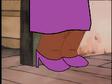 Little Beatrice's Legs