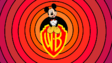 Mickey Mouse on the WB SHield