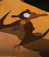 Petrie in The Land Before Time