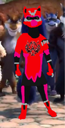 Prsaw-Red