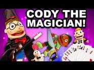 SML Movie- Cody The Magician!