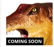 Safari LTD Spinosaurus Head