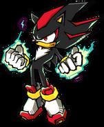 Shadow battle concept art