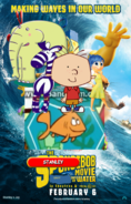The StanleyBob Movie- Griff Out of Water (2015)- Poster