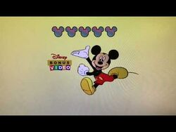 Collect Mickey's Ears (Valid until February 15, 1999)