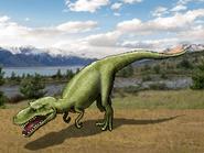 Dm albertosaurus