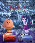How to Train Your Race Car 3 The Hidden World (2019; Movie Poster)