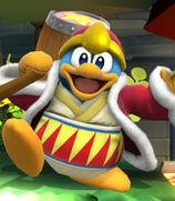 King Dedede in Super Smash Bros. for Wii-U and 3DS