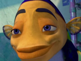 Oscar the Sharkslayer (Sonic the Hedgehog; Series)
