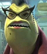 Roz in Monsters, Inc.