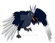 Stymphalian bird by laurastarr12-d1ezonq