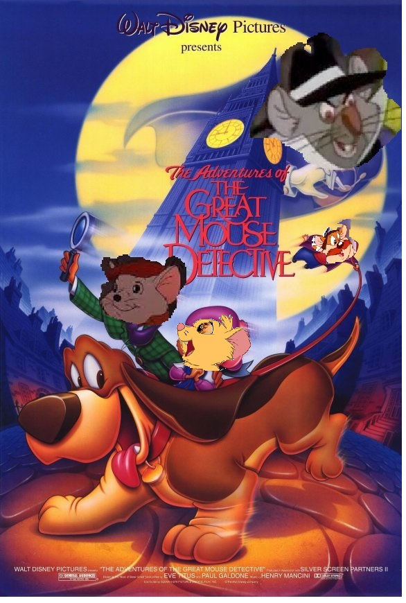 The Great Mouse Detective (Chris1704 Style)
