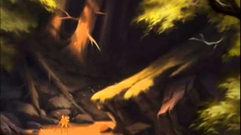 The Pagemaster (Bambi's Ohanna Style)