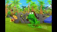 WordWorld Frog