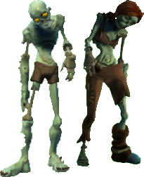 Zombies (Project Spark)