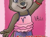 Violet the Wolf