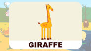 BluePhant Giraffe