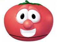 Bob the Tomato as Winnie the Pooh