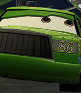 Chick Hicks in Cars (Video Game)