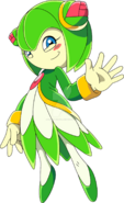 Cosmo (Sonic X) as RayBeauty