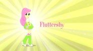 Fluttershy Equestria Girls music video